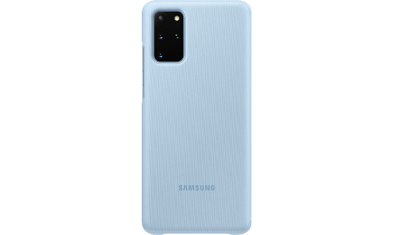 Samsung Clear View Cover do Galaxy S20+