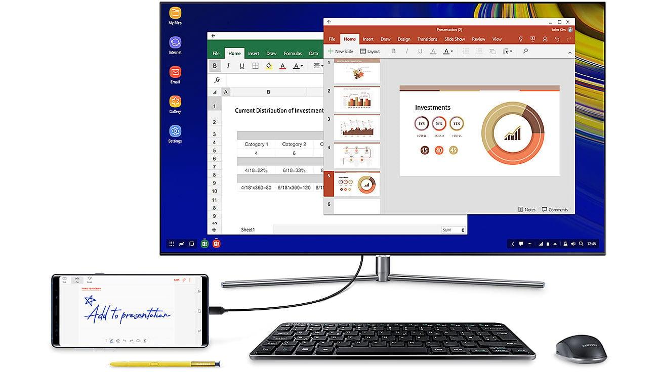 EE-I3100FBEGWW Samsung DeX PC