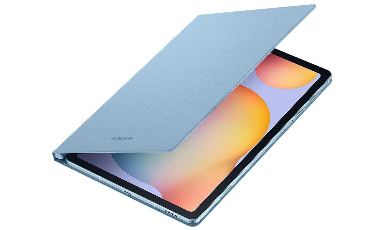 Etui Samsung Book Cover do Galaxy Tab S6 Lite Niebieskie
