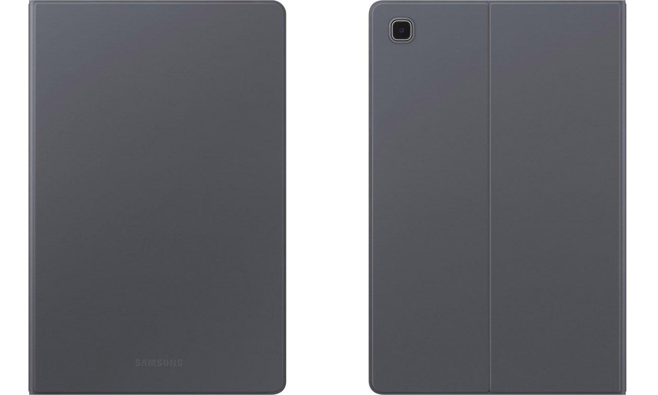 Etui Samsung Book Cover do Galaxy Tab A7 Szare
