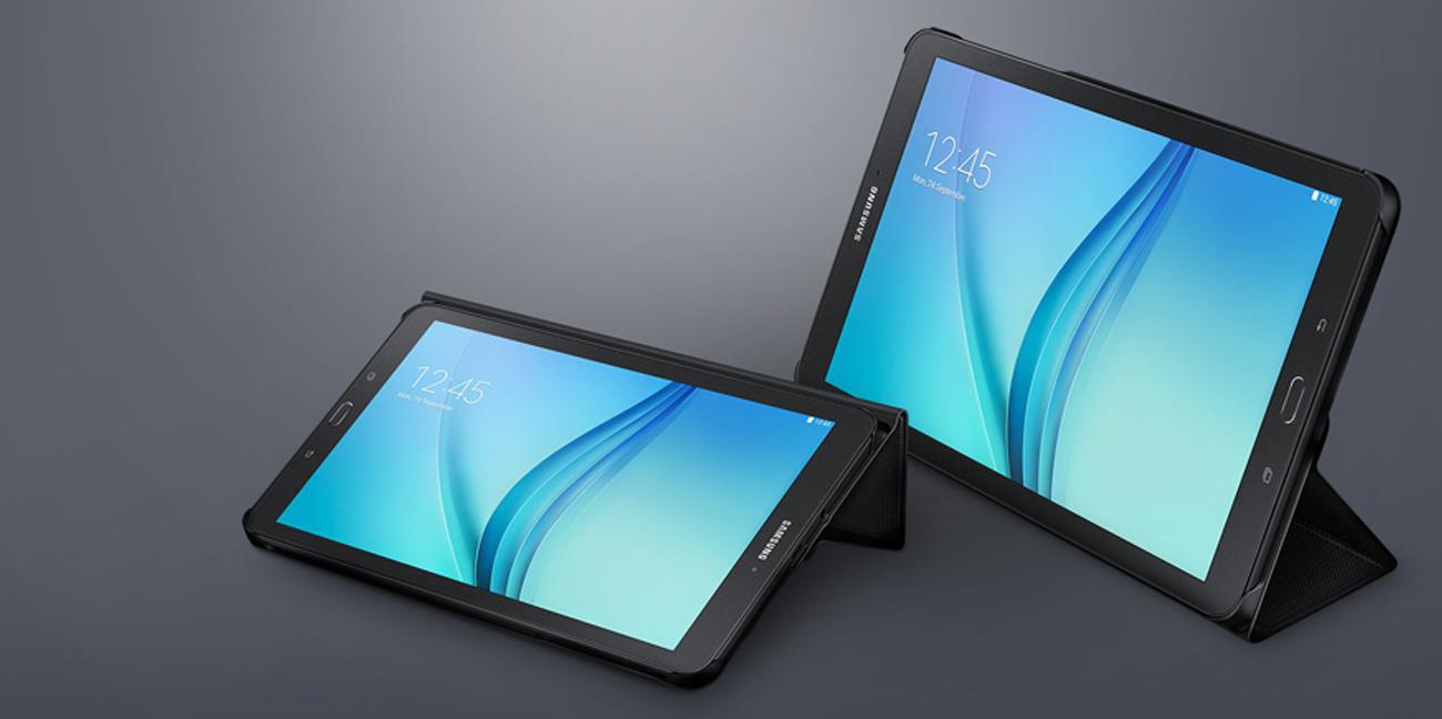 Etui na tablet Samsung Book Cover do Galaxy Tab E 9.6