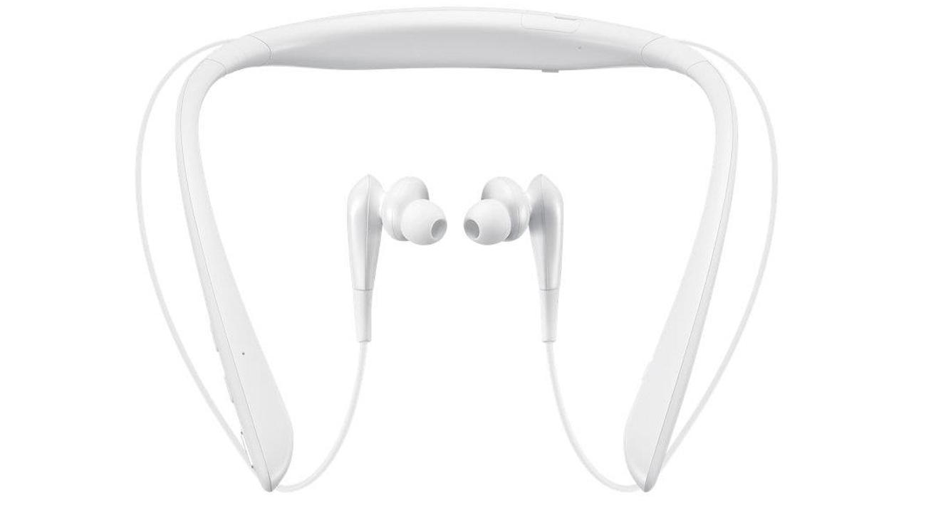 Słuchawki bezprzewodowe Samsung Level U Pro ANC białe