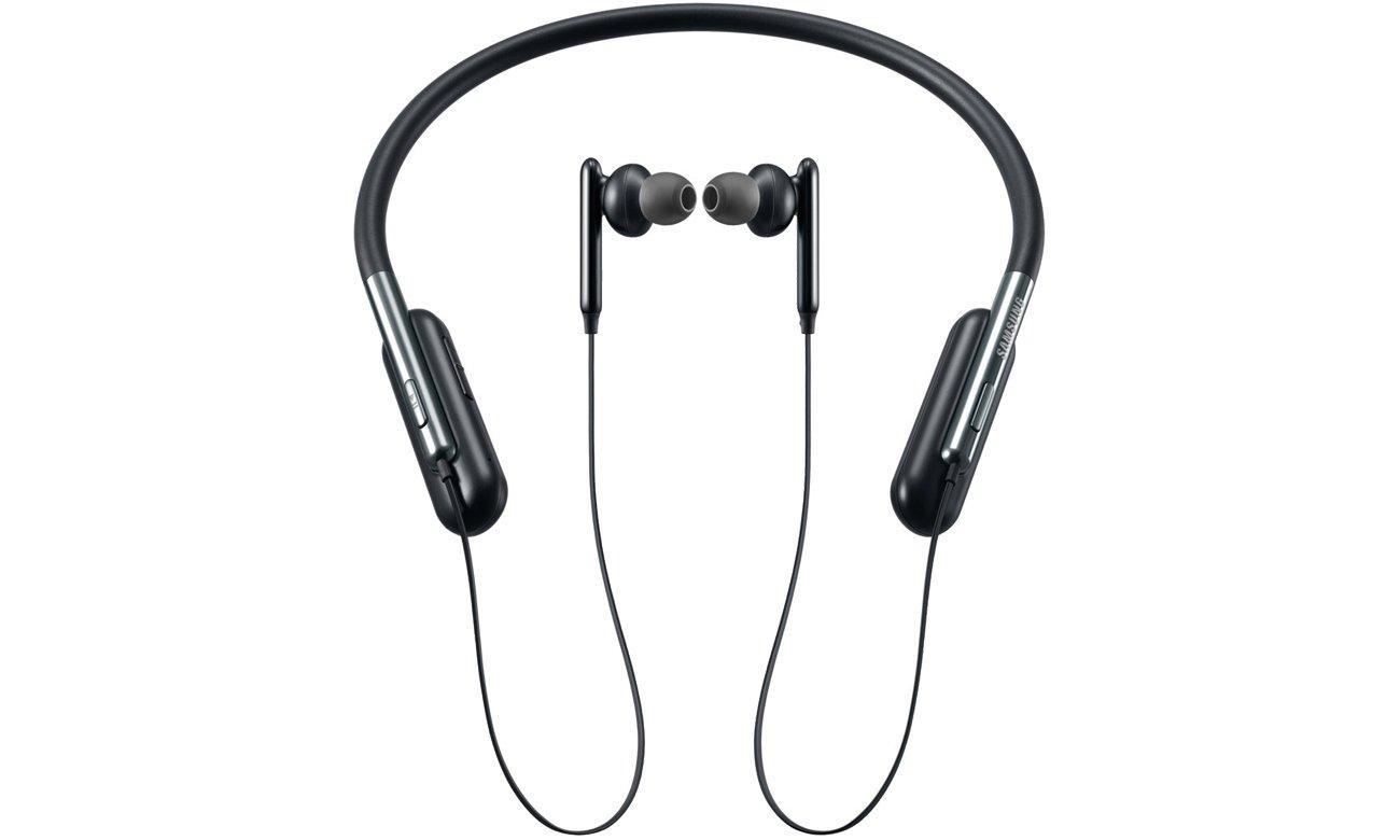 Słuchawki bezprzewodowe Samsung U Flex Czarne EO-BG950CBEGWW