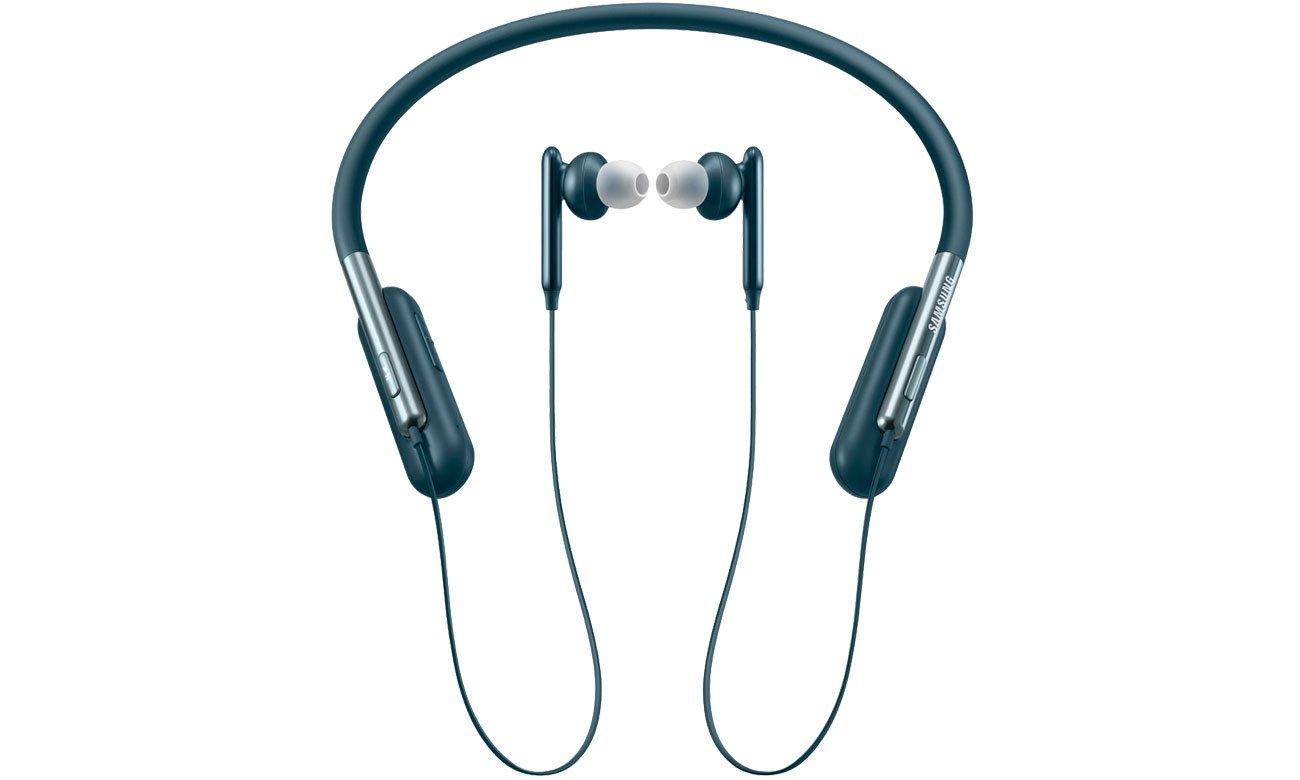 Słuchawki bezprzewodowe Samsung U Flex Niebieskie EO-BG950CLEGWW