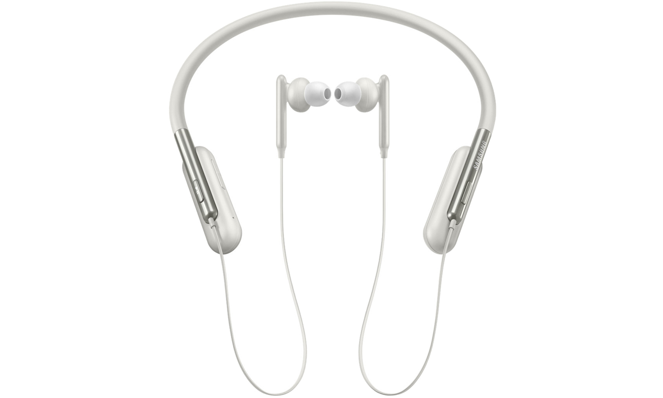 Słuchawki bezprzewodowe Samsung U Flex Białe EO-BG950CWEGWW