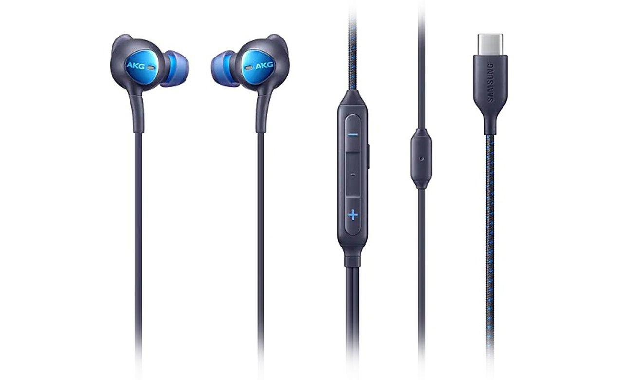 Słuchawki Samsung AKG EO-IC500 Czarne