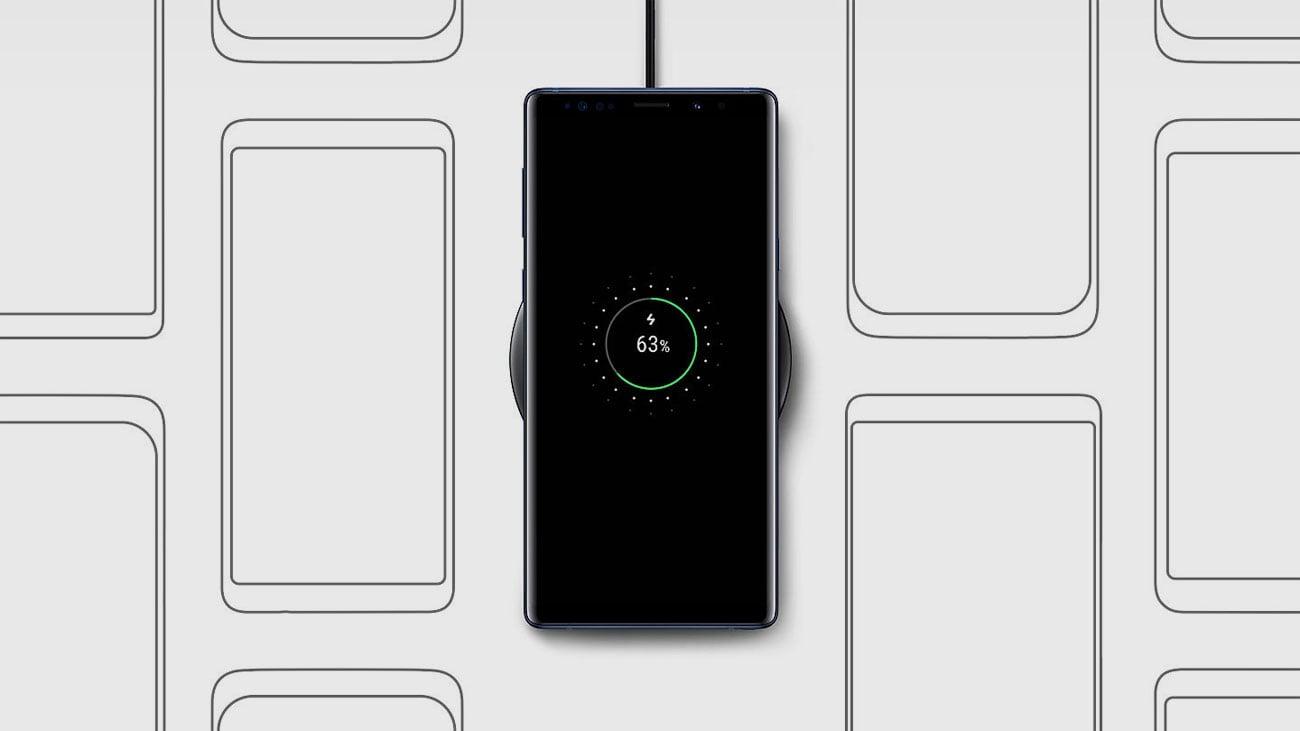 Samsung EP-P1100BBEGWW Certyfikat Qi