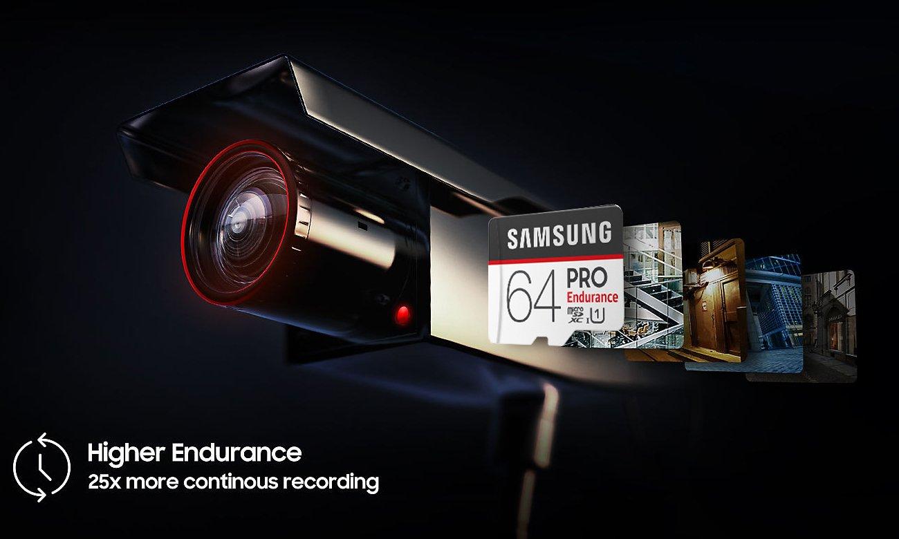 Karta pamięci PRO Endurance microSD