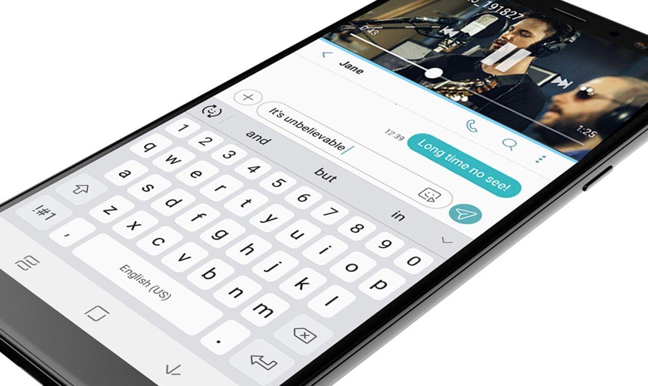 Samsung Galaxy A6+ A605F ośmiordzeniowy procesor Exynos
