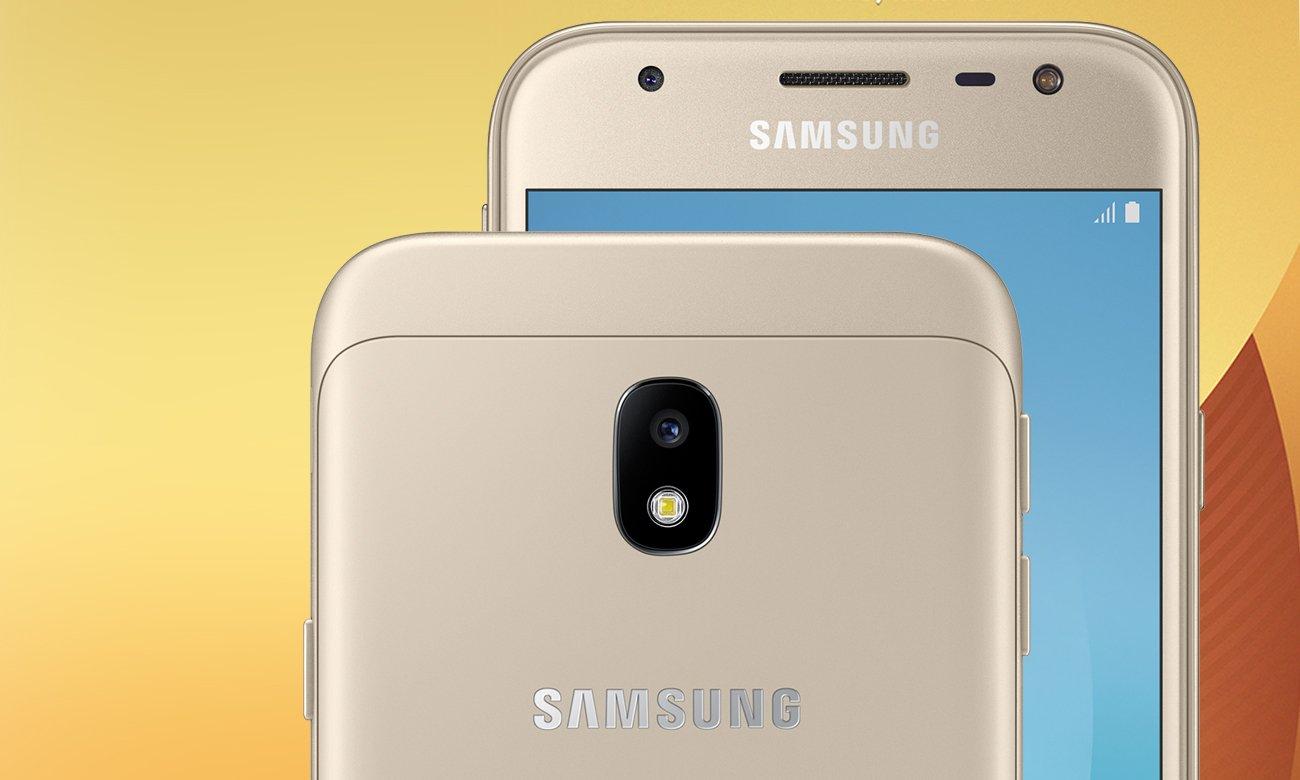 Samsung Galaxy J3 2017 J330F aparat 13 mpix