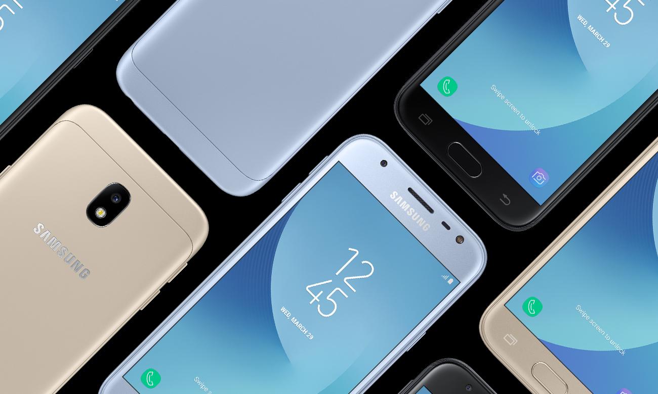 Samsung Galaxy J3 2017 J330F pamięć