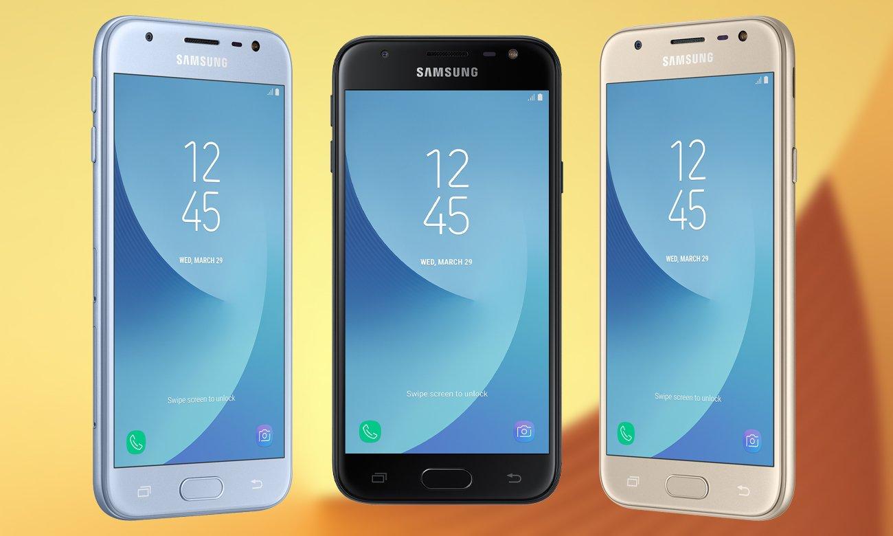 Samsung Galaxy J3 2017 J330F bezpieczny folder