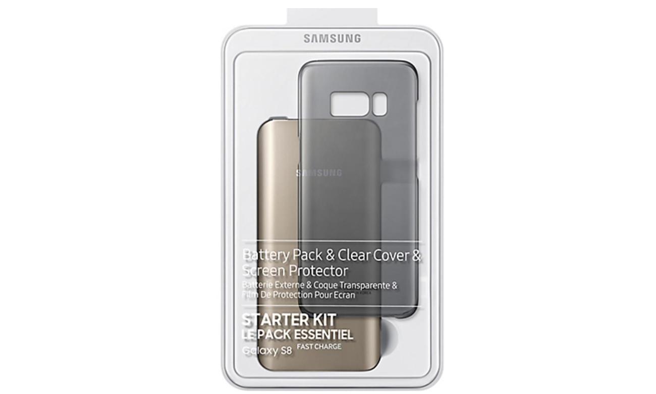 Starter Kit dla Galaxy S8