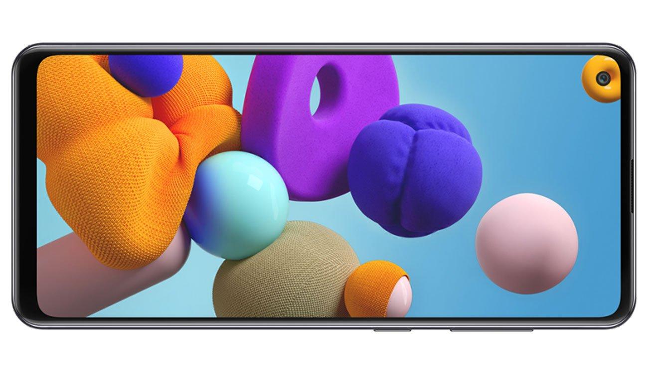 ekran Infinity Display, bateria 5000 mAh
