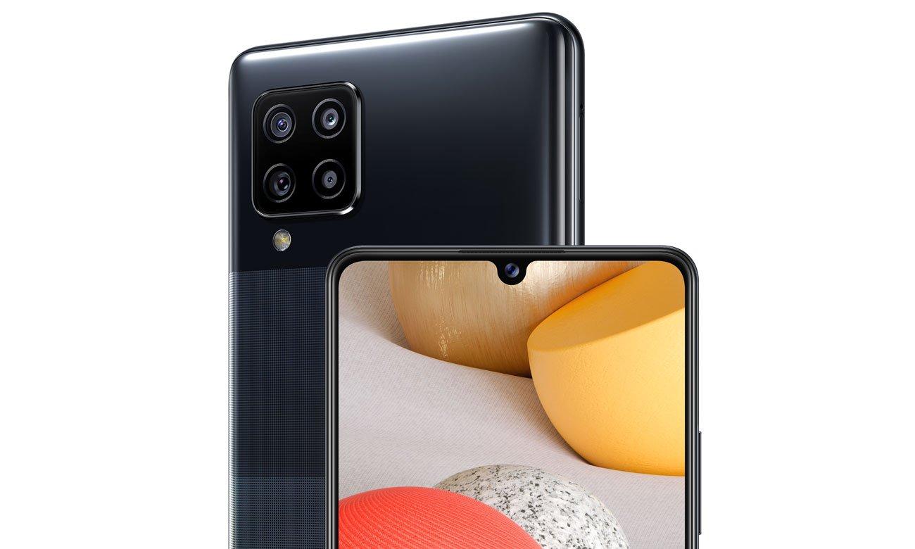Aparat i zdjęcia Galaxy A42