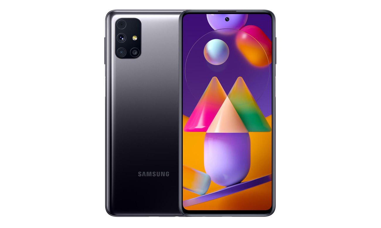Samsung Galaxy M31s czarny