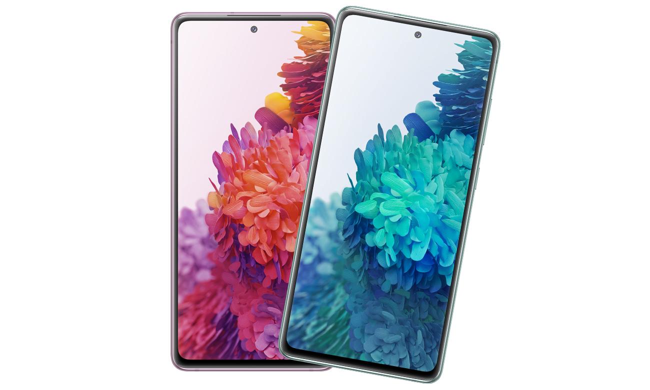 Samsung Galaxy S20 FE 5G Fan Edition Niebieski
