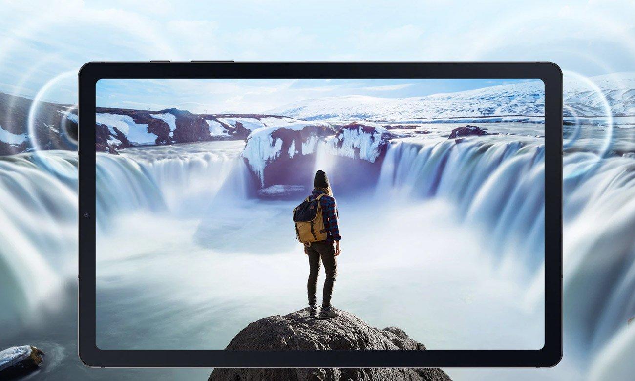 Duży ekran