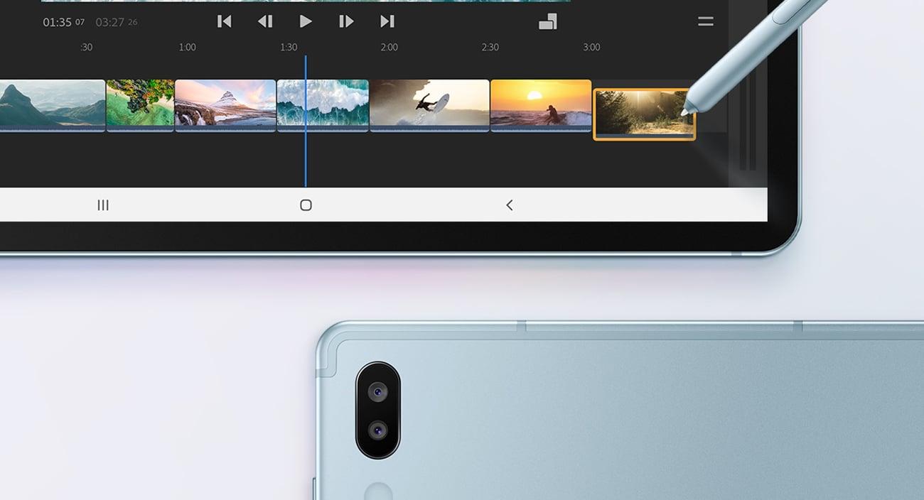 Samsung Galaxy S6 podwójny aparat 13 + 5 mpix z AI