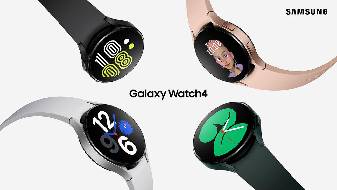 Samsung Galaxy Watch 4 Aluminium 44 mm Black LTE wersje kolorystyczne