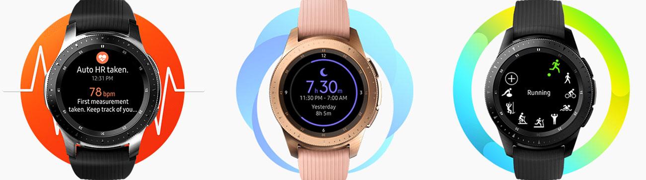 Smartwatch Samsung Galaxy Watch R815 42mm