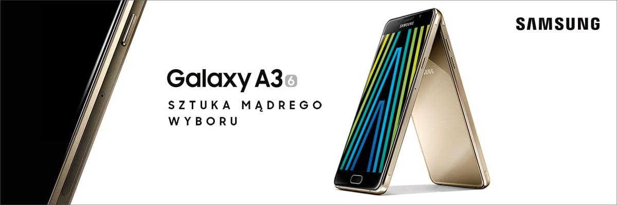 Nowy Galaxy A5 6