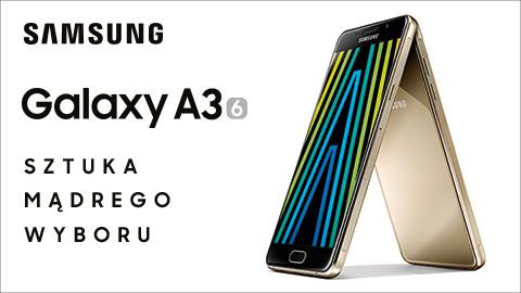 Nowy Galaxy A3 2016