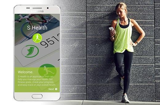 S Health 4.0