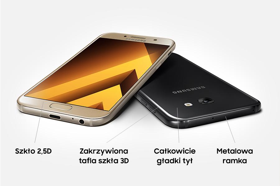 Samsung Wykonanie klasy Premium. Ekskluzywne materiały