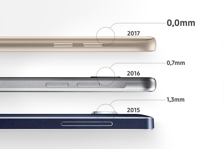 Samsung Smukłe i nowoczesne wzornictwo. Wygoda i funkcjonalność