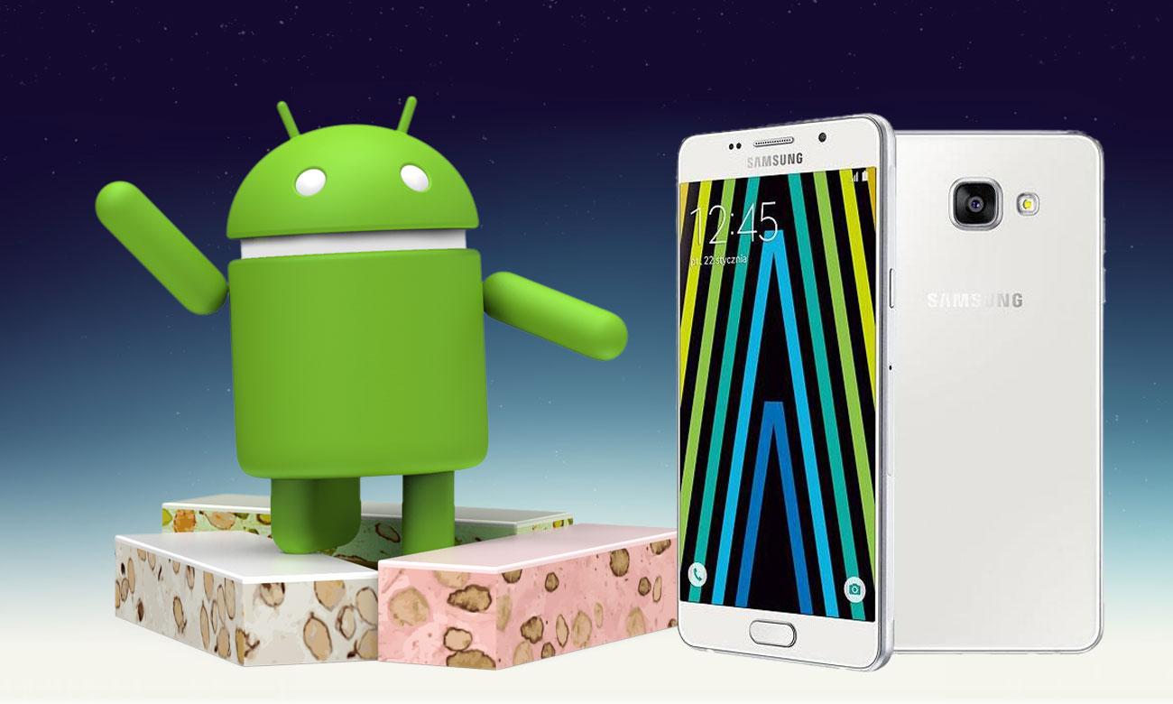 Samsung Galaxy A5 2016 aktualizacja android