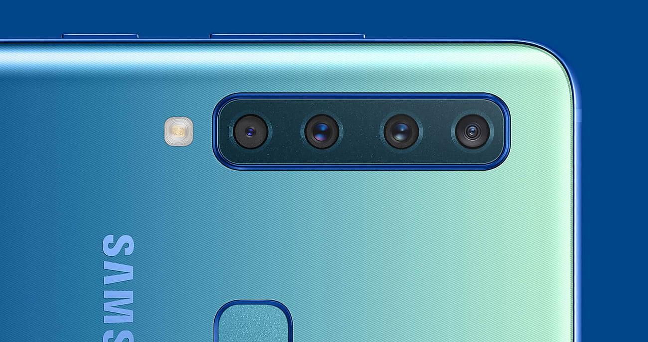 Samsung Galaxy A9 A920F poczwórny aparat
