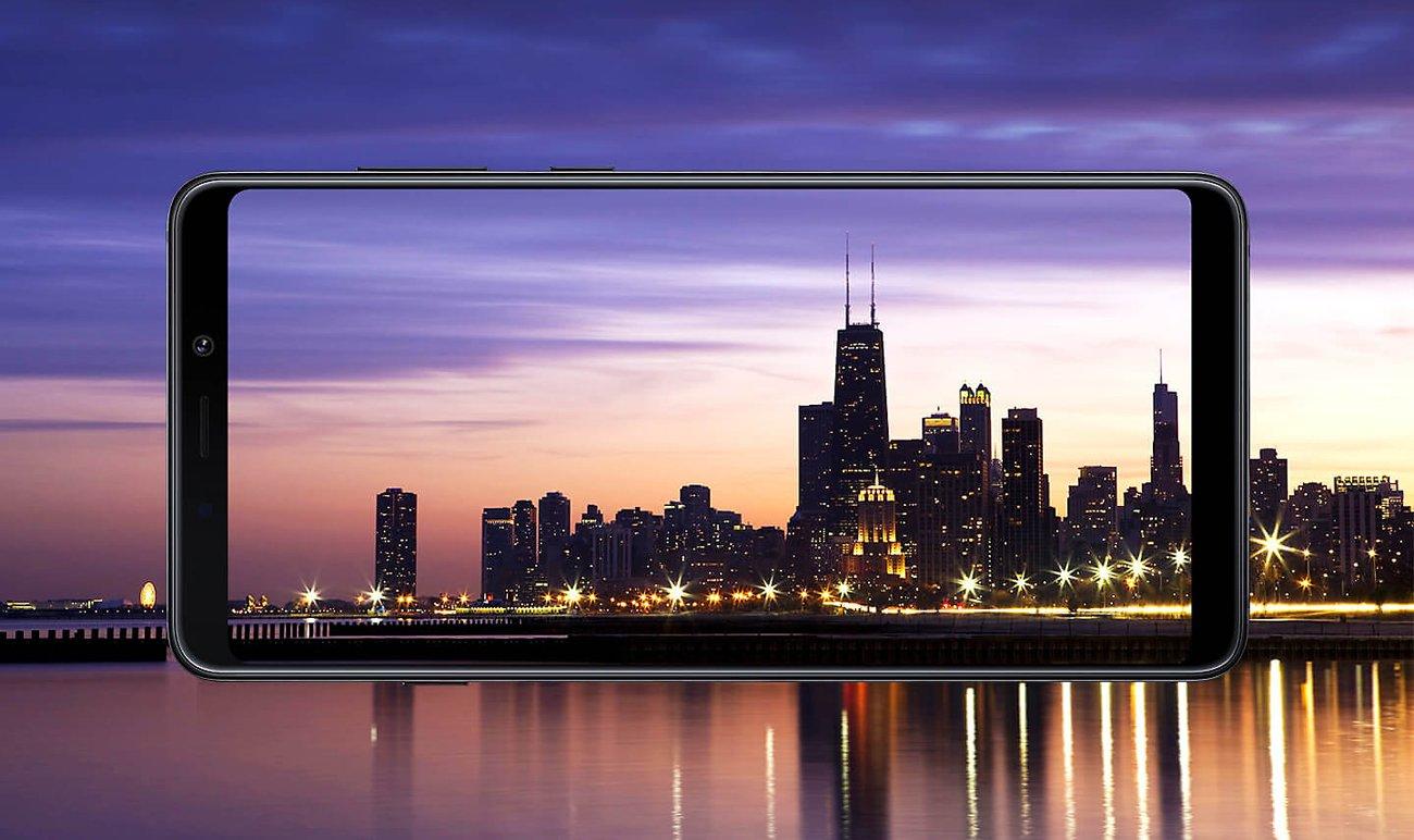 Samsung Galaxy A9 A920F ekran infinity fhd+ super amoled