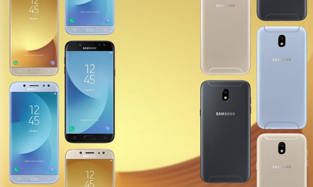 Samsung Galaxy J5 2017 J530F ośmiordzeniowy procesor Exynos