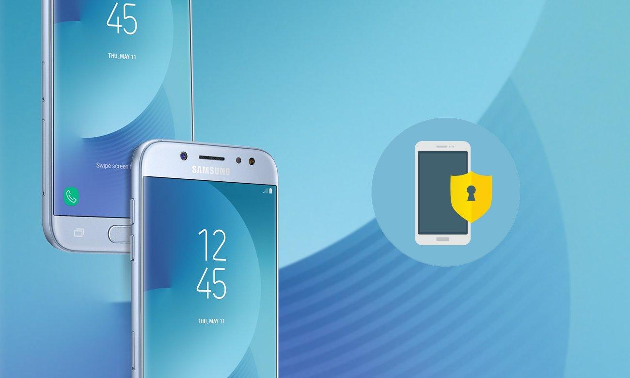 Samsung Galaxy J5 2017 J530F czytnik linii papilarnych KNOX
