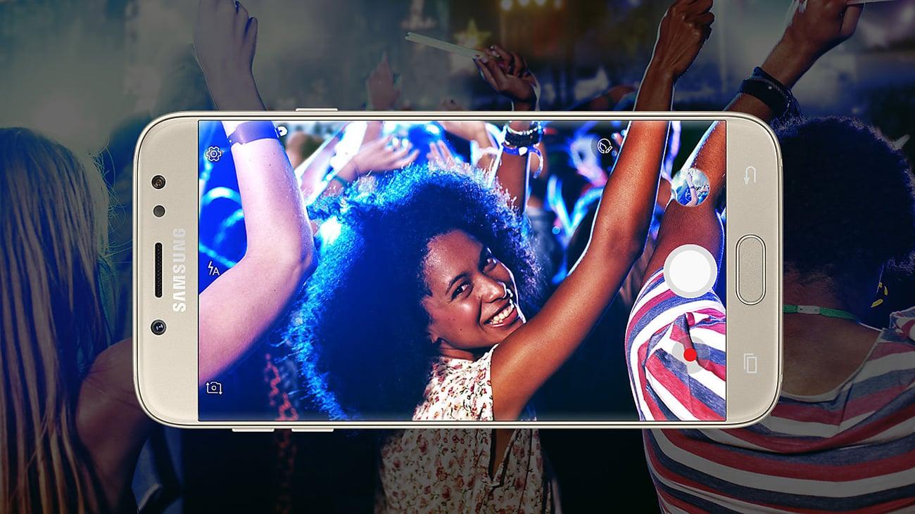 Samsung Galaxy J7 J730F 2017 aparat główny 13 mpix