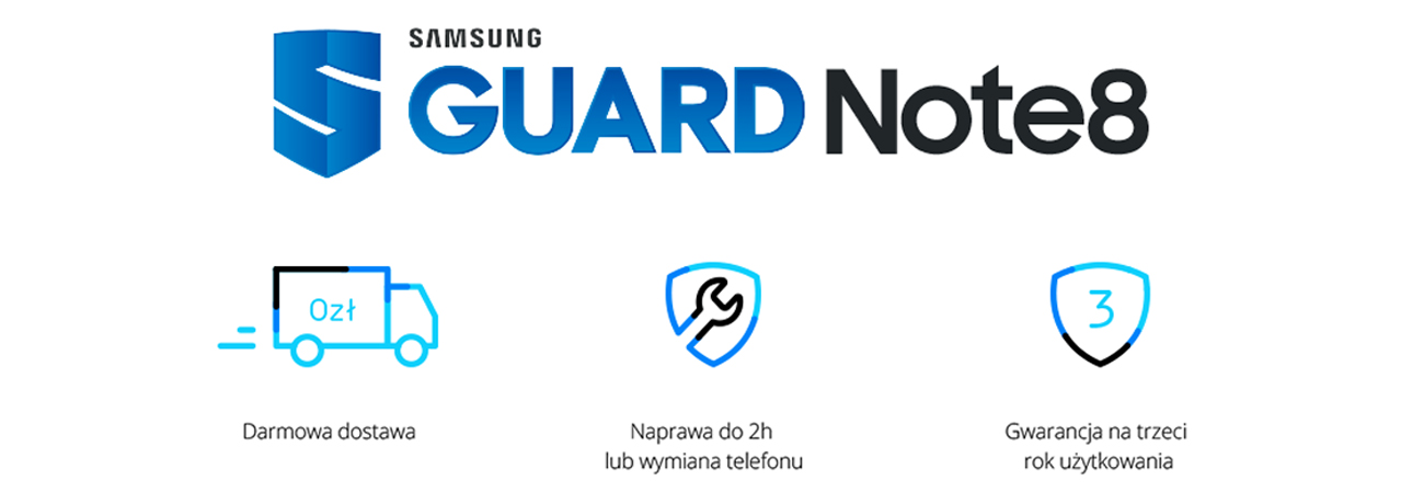 Samsung Galaxy S8 G950F Guard note 8