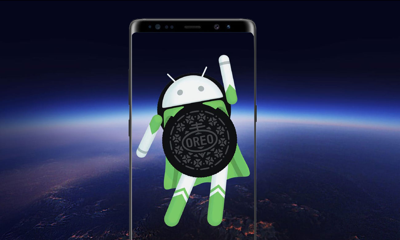 Samsung Galaxy NOTE 8 OREO