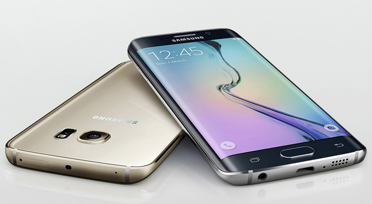 Samsung Galaxy S6 Edge G925F obudowa ze szkła i metalu