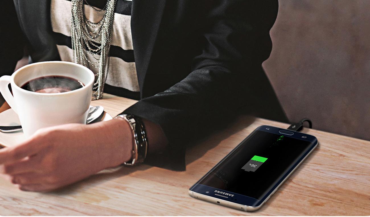 Samsung Galaxy S6 Edge G925F szybkie ładowanie baterii
