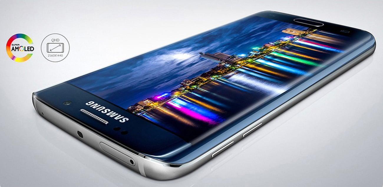 Samsung Galaxy S6 Edge G925F ekran sAMOLED QHD