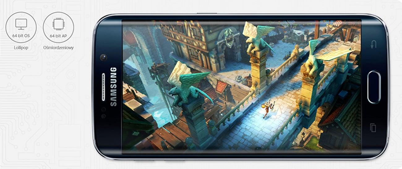 Samsung Galaxy S6 Edge G925F ośmiordzeniowy procesor Exynos