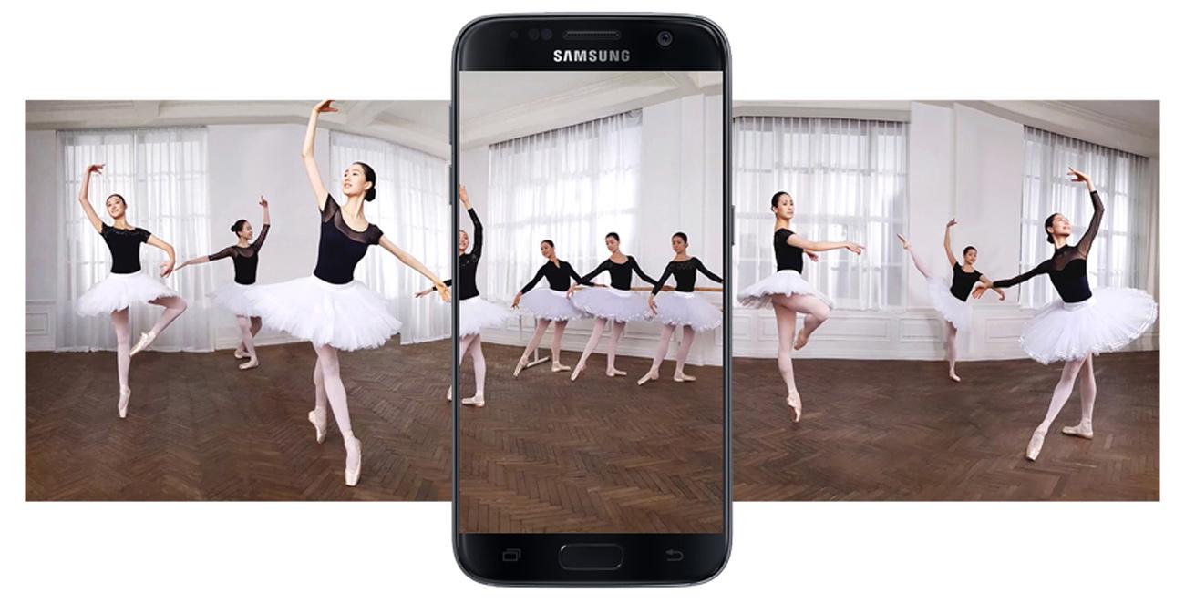 S7 Aparat 12MP dual pixel