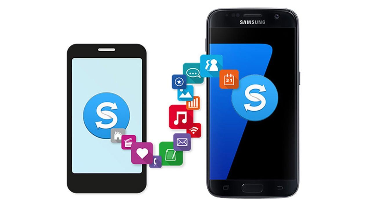 S7 aplikacje kompatybilność smart switch
