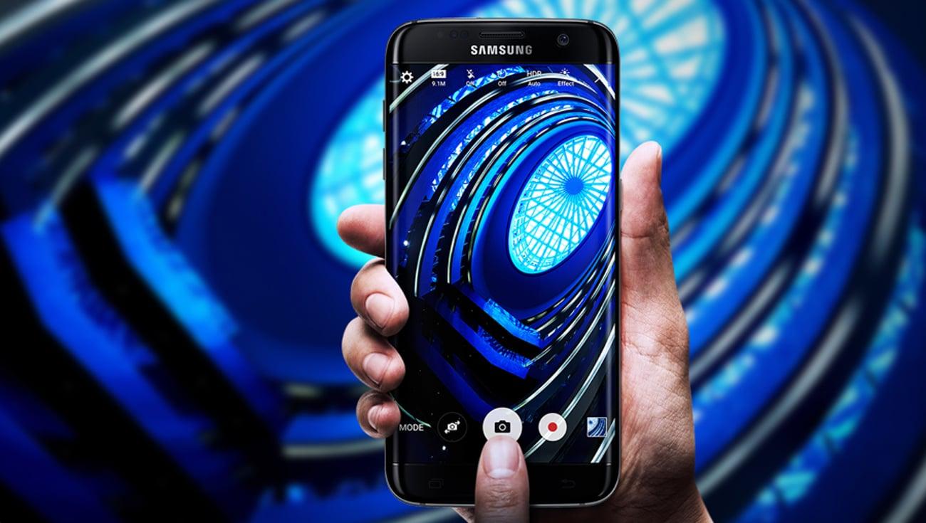 Samsung Galaxy S7 Edge G935F 12 mpix dual pixel f/1.7