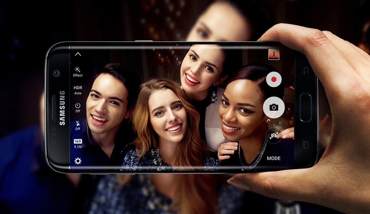 Samsung Galaxy S7 Edge G935F perfekcyjne selfie