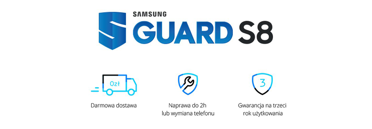Samsung Galaxy S8 G950F Guard s8