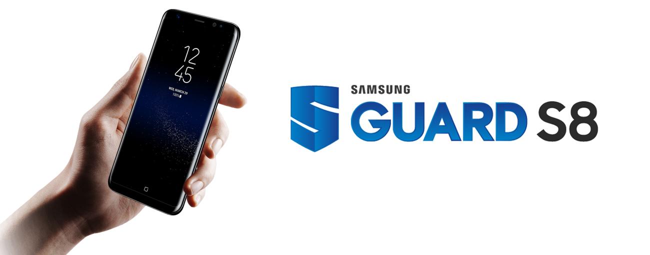 Samsung Galaxy S8 G950F guard s8