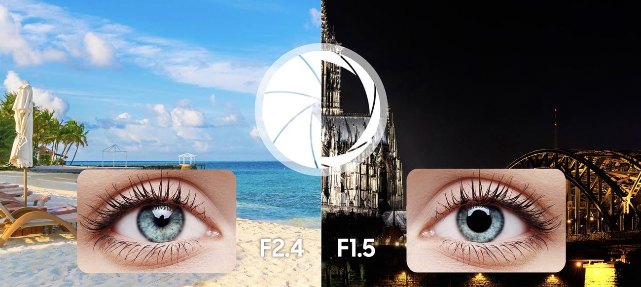 Samsung Galaxy S9 G960F aparat 12 Mpix dual pixel 2 OIS