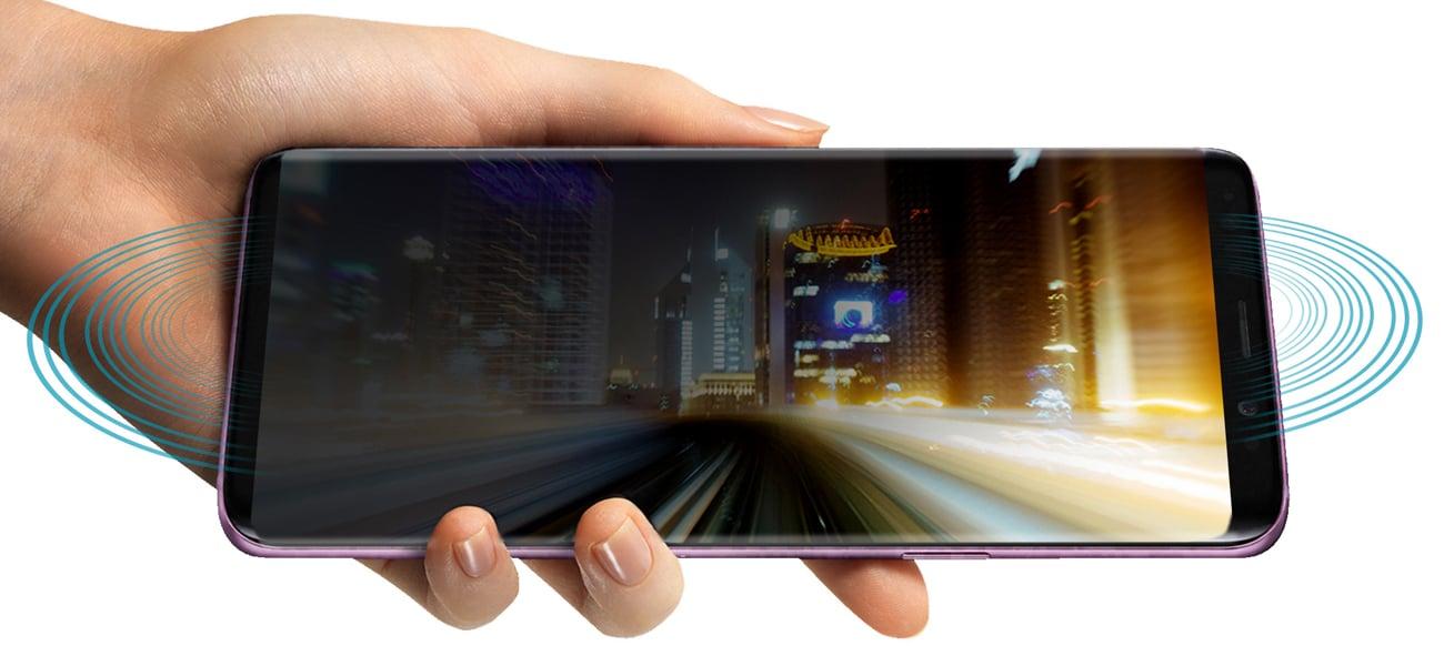 Samsung Galaxy S9 G960F ekran 5,8 super amoled infinity
